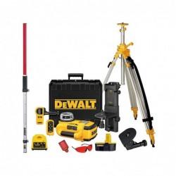DeWalt Kit laser rotatif à...