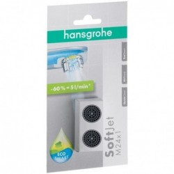 Hansgrohe 2 Mousseurs...
