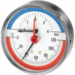 Watts thermo- manometre +...