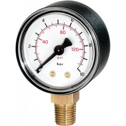 Watts manomètre mdr 100/10...