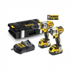 DeWalt Set perceuse à...