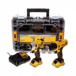 DeWalt Pack 2 machines...